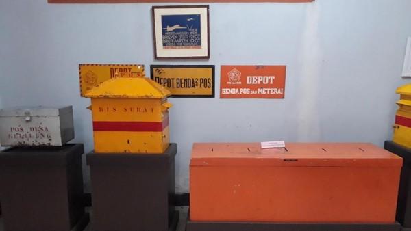 Salah satu sisi museum (Satria Nandha/detikTravel)
