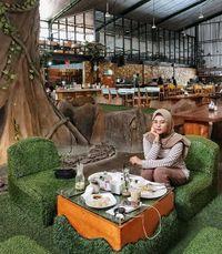 Dari Medan sampai Yogyakarta, Inilah Kafe Kekinian nan Instagenic