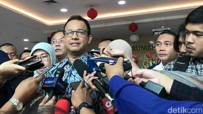 Anies akan Konsultasikan Tarif MRT dengan DPRD DKI Minggu Ini