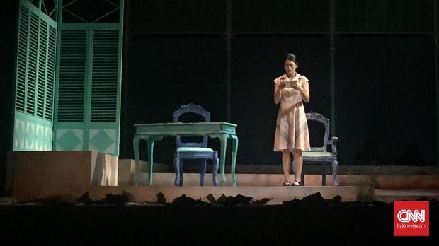 Penampilan di panggung 'Nyanyi Sunyi Revolusi.'