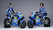 Lihat Kemampuan Motor Suzuki di MotoGP