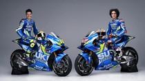 Suzuki Luncurkan Motor Balap untuk Musim MotoGP 2019