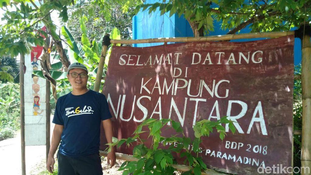 Menginap Murah dan Wisata Sosial di Kampung Nusantara Pangandaran