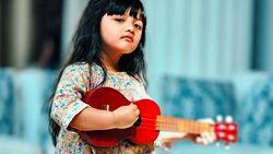 Hobi Nyanyi Sejak Kecil, Arsy Dapat Dukungan dari Ashanty