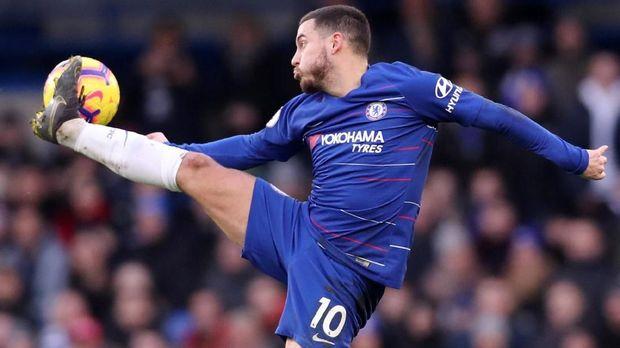 Eden Hazard telah menyatakan keinginannya untuk meninggalkan Chelsea akhir musim ini.