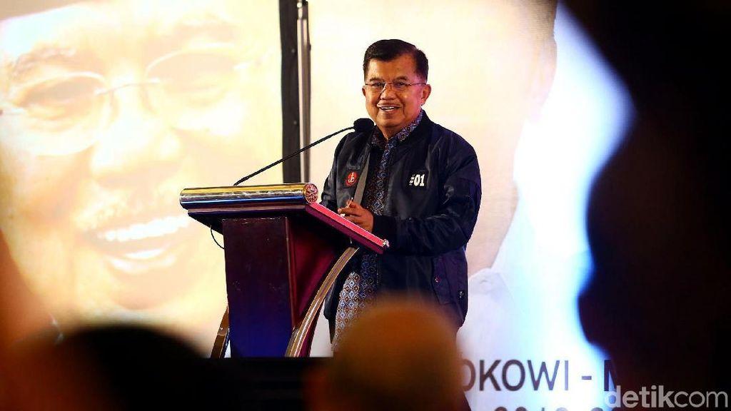 JK Benarkan Anggaran Bocor karena Korupsi, Tapi Bukan 25%