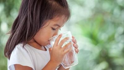 Tahukah Bunda, Seberapa Besar Kebutuhan Air Si Kecil?