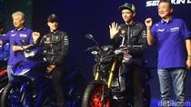 Bakal Pakai Helm Baru di Tes Sepang, Rossi: Pasti Keren Deh...