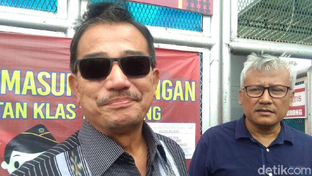 Cerita Ahmad Dhani Nikmati Nasi Goreng di Rutan Cipinang