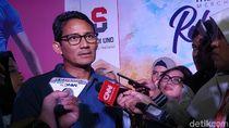 Sandi: Saya Minta Prabowo di Debat Fokus ke Masalah Pangan dan Energi