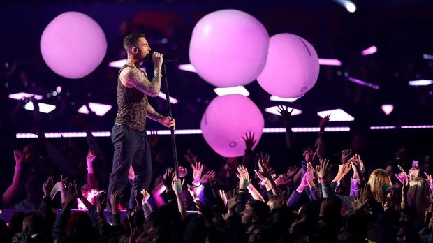 Nick Jonas Gantikan Adam Levine di 'The Voice'