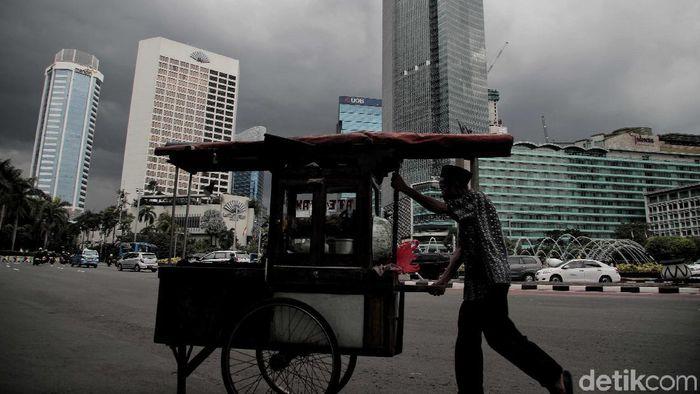 Ilustrasi Gedung Jakarta