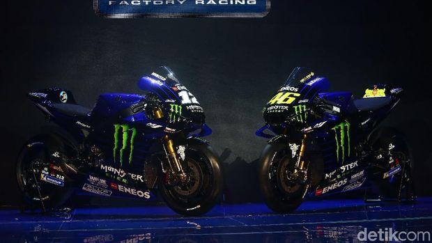 Motor balap Yamaha tahun 2019