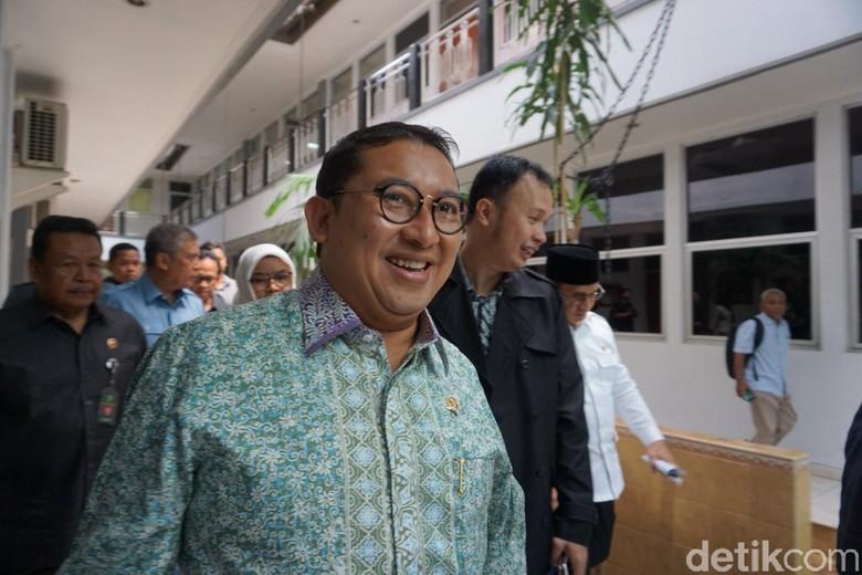 Fadli Zon: Bolehkah Kita Panggil Jokowi Cak-Jancuk?