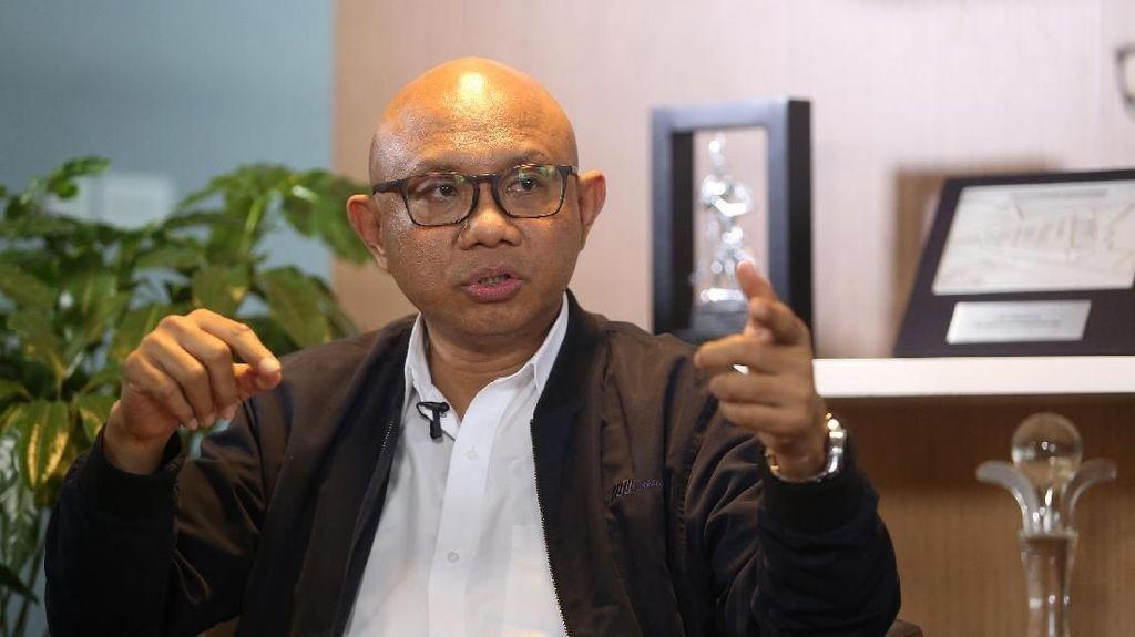 Transportasi Publik Dituding Rawan Corona, Bos MRT: Saya Bantah!