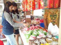 Kue Keranjang Panjungan dari Kota Kudus yang Laris Manis