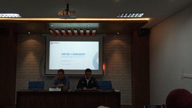 ORI: Penggunaan Gula Impor di Industri Meroket di Era Jokowi