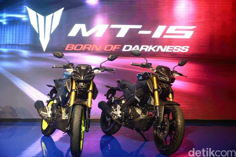 Yamaha MT-15 Foto: Grandyos Zafna