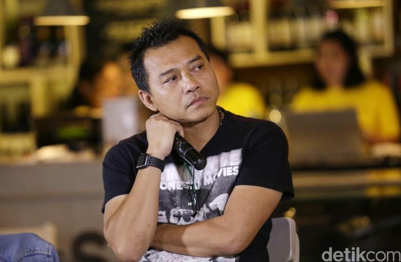 Anang Hermansyah. Foto: Palevi S/detikFoto