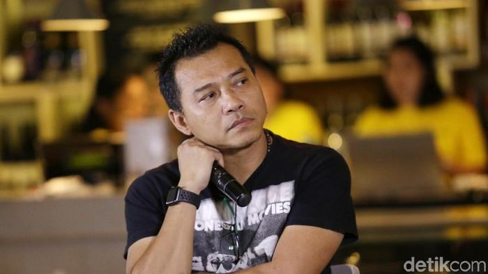 Anang Hermansyah (Foto: Palevi S/detikFoto)