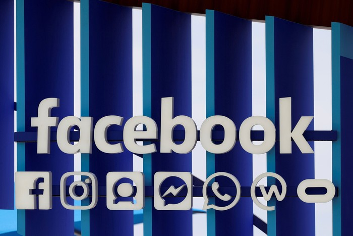 Logo Facebook. Foto: Reuters