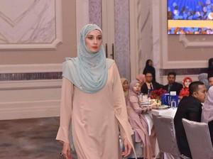 Dijual Rp 170 Juta, Inikah Hijab Termahal Sedunia?