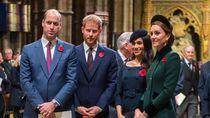 Ngamuk ke Media, Pangeran Harry Tak Bicara pada Pangeran William