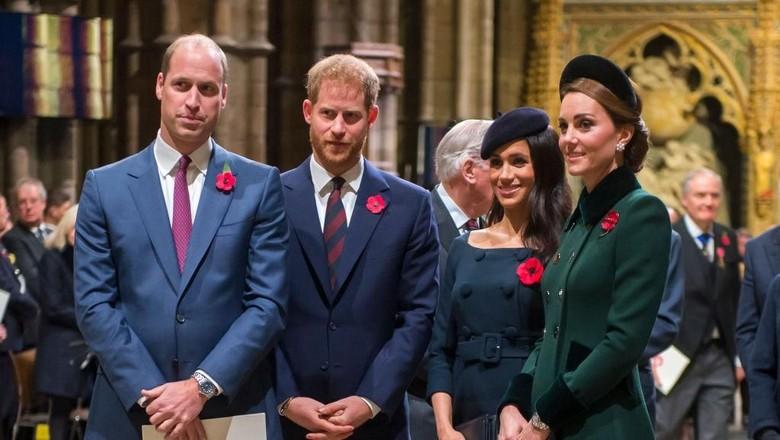 Pangeran Harry Sering Dapat Saran soal Kehamilan dari Sang Kakak/ Foto: Getty Images