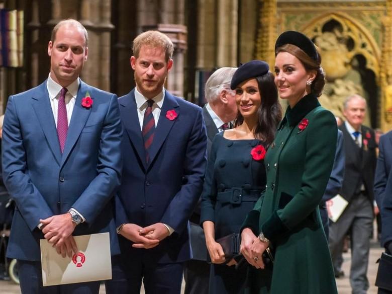 Pangeran Harry tak diskusi soal suratnya pada Pangeran William. Foto: Dok. Getty Images