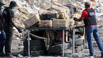 Prancis Tutup Pantai Akibat Dibanjiri Ratusan Kilogram Paket Kokain