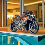 Modifikasi Ducati Panigale V4 Ini Buat Ngiler