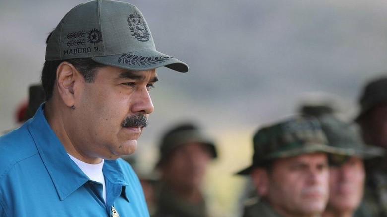 Tolak Bantuan AS, Presiden Maduro: Rakyat Venezuela Bukan Pengemis