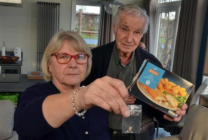 Hiiii... Kakek Asal AS Ini Temukan Gigi Manusia di Produk Ikan Beku yang Dibelinya