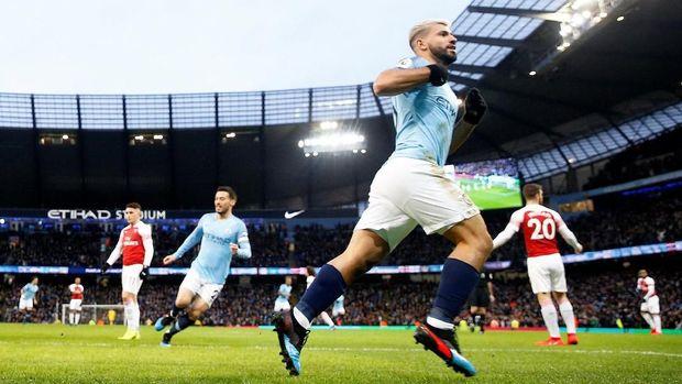 Man City berbekal dua kemenangan jelang lawan Chelsea.