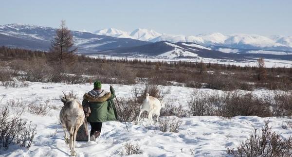 Lokasi tepat mereka ada di Provinsi Khovsgol, Mongolia utara, sekitar 50 km selatan perbatasan Rusia. Kelompok etnis minoritas terkecil ini memiliki populasi hanya sekitar 300 orang (Taylor Weidman/BBC Travel)