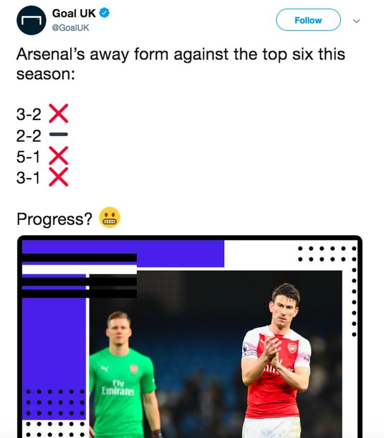 Meme Meme Kejam Arsenal Terdampar Di Posisi Enam Foto 20