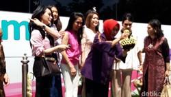 Hari Kanker Sedunia, Istri Gus Ipul Ingatkan Pentingnya Periksa Ms V