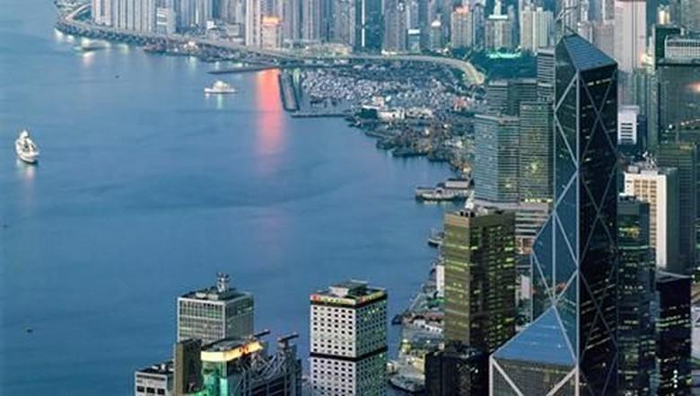 Ilustrasi Hong Kong (Istimewa/jmhdezhdez.com)