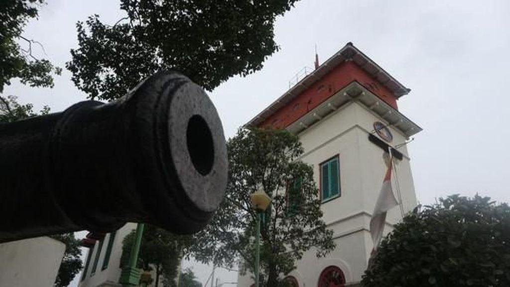 Inilah Titik Nol Jakarta di Masa Belanda