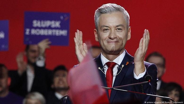 Politisi dan Aktivis Gay Polandia Dirikan Parpol Kiri Baru
