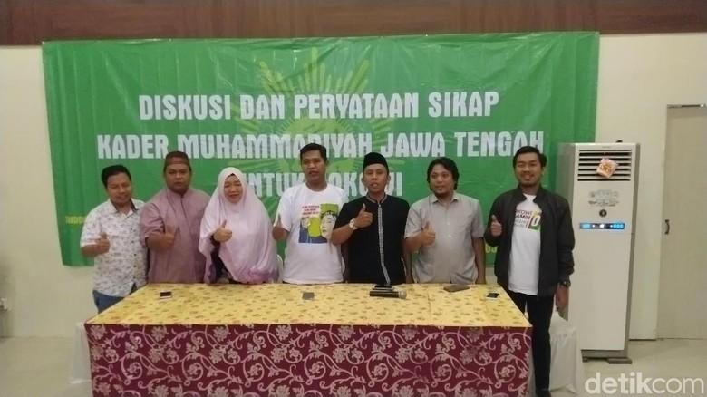 Alumni Mahasiswa Muhammadiyah Jateng Dukung Jokowi-Maruf