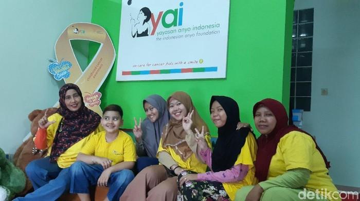Rumah Anyo, rumah singgah bagi anak-anak pengidap kanker. (Foto: Aisyah/detikHealth)