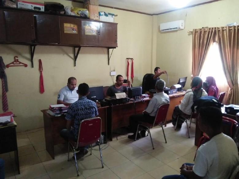 Sipir Gagal Kawal Napi Teroris di Aceh Ditangkap Bawa 1 Kg Sabu