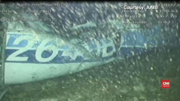 Foto pesawat Piper Malibu yang ditumpangi Emiliano Sala yang dipublikasikan pihak AAIB.