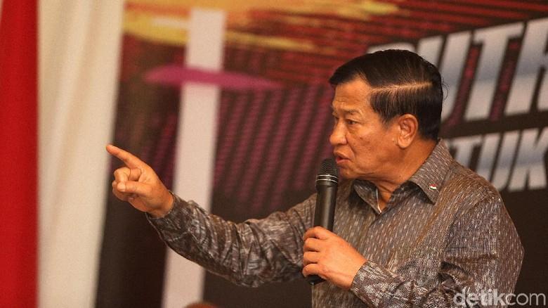 Beredar Video Agum Gumelar Ungkap Sidang Pemecatan Prabowo, BPN: Pembusukan