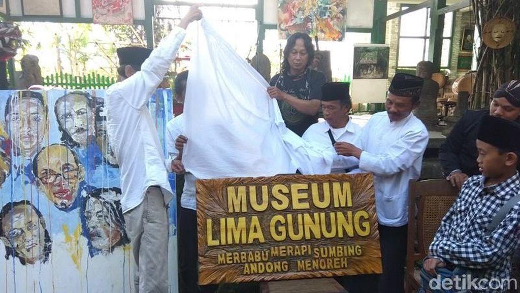 Di Magelang Kini Ada Museum Lima Gunung, Apa Koleksinya?