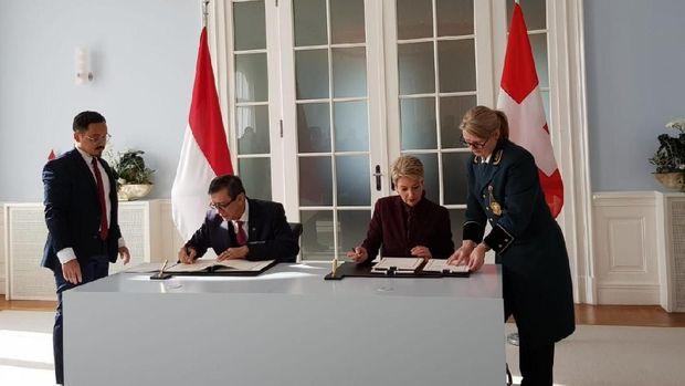 Pemulihan Aset Belum Maksimal, ICW Kritisi MLA dengan Swiss