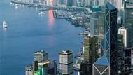 Melihat Megahnya Menara Bank Sentral Hong Kong