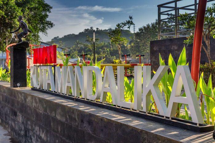 Mandalika telah ditetapkan sebagai salah satu dari sepuluh Kawasan Strategis Pariwisata Nasional atau Bali Baru yang dikembangkan Pemerintah. Istimewa/Kementerian PUPR.