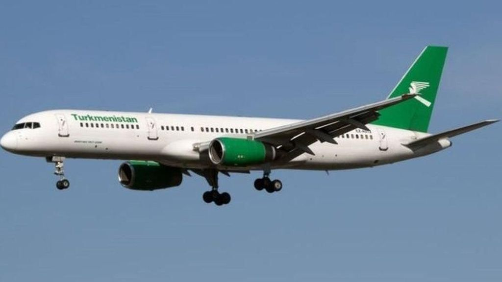 Maskapai Murah Turkmenistan Dilarang Terbang, Ribuan Orang Telantar